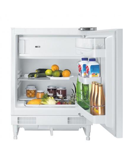 Candy Refrigerator CRU 164 NE Built-in, Table top, Height 82 cm, A+, Fridge net capacity 100 L, Freezer net capacity 17 L, 43 dB