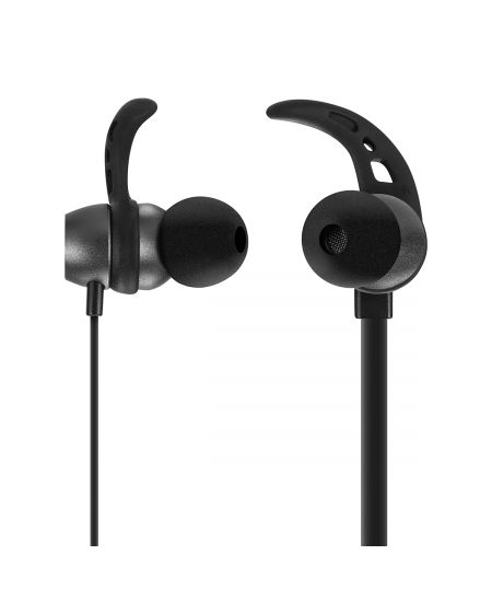 Acme BH107 Bluetooth earphones Black, Built-in microphone