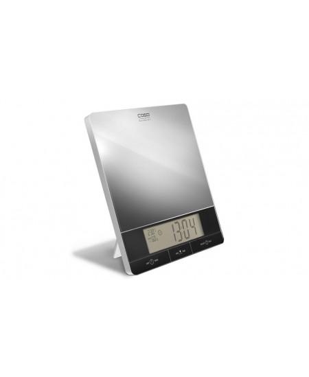 Caso I10 Maximum weight (capacity) 10 kg, Black, Mirror
