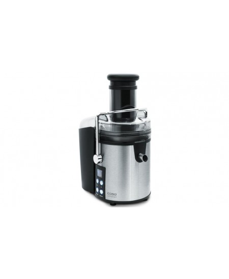 Caso PJ 800 Type Centrifugal juicer, Stainless steel, 800 W, Extra large fruit input, Number of speeds 4, 8.000 - 15.000  RPM