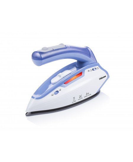 Iron Tristar ST-8132 Turquoise/White, 1000 W, With cord, Continuous steam 10 g/min, Steam boost performance 30 g/min, Vertical s