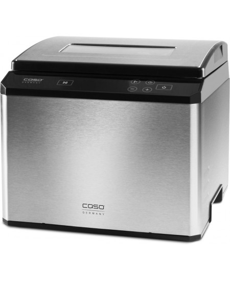 SousVide Center Caso SV900  Stainless steel, 2000 W, Functions Vacuum cooking in a water bath,