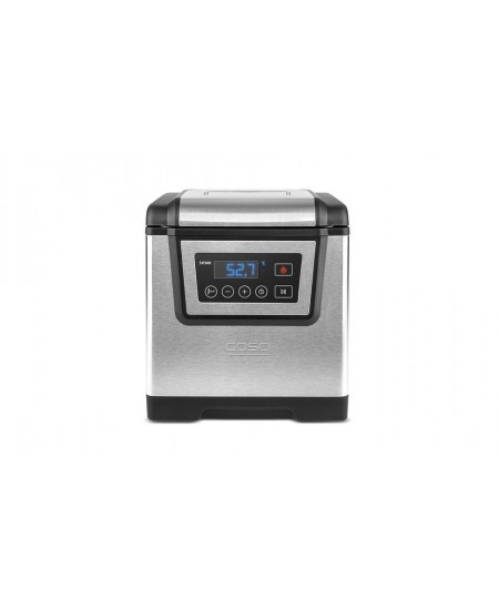 Caso SousVide Center SV500 Stainless steel/ black