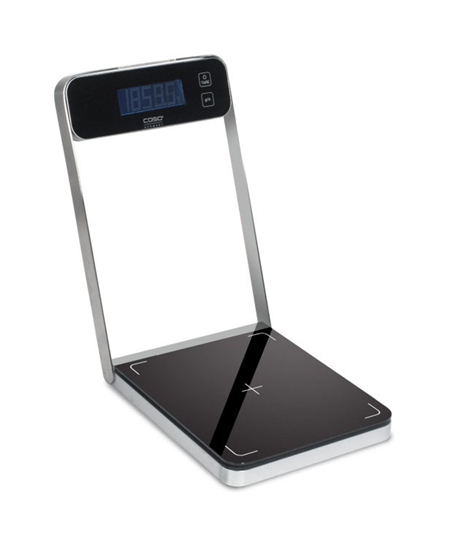 Caso Kitchen scale B5 03290 Maximum weight (capacity) 5 kg, Graduation 0.5 g, Black