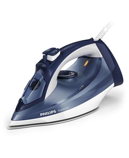 Philips Steam iron GC2994/20 Grey, 2400 W, Steam iron, Continuous steam 40 g/min, Steam boost performance 150 g/min, Auto power