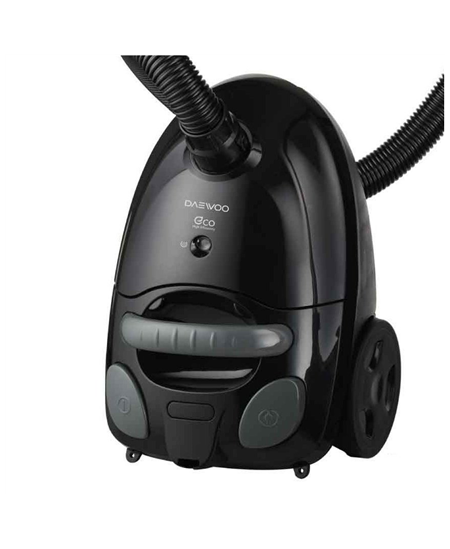DAEWOO Vacuum cleaner RC-2200BA/2A Bagged, Black, 700 W, 2 L, A, A, D, F, 77 dB,
