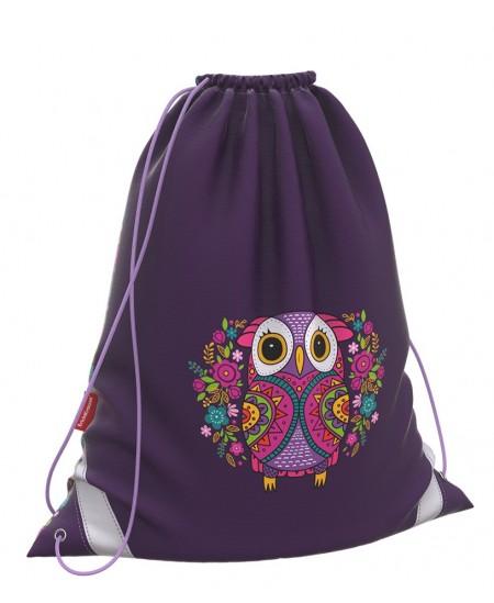 Sportinis krepšys ERICH KRAUSE Flower Owl