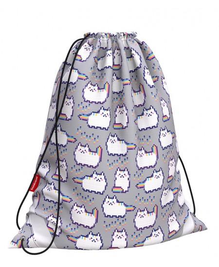 Sportinis krepšys ERICH KRAUSE Pixel Cat