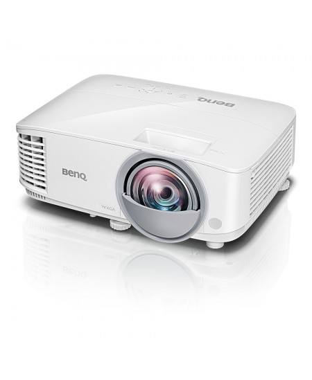 Benq Interactive Series MW809ST WXGA (1280x800), 3000 ANSI lumens, White,