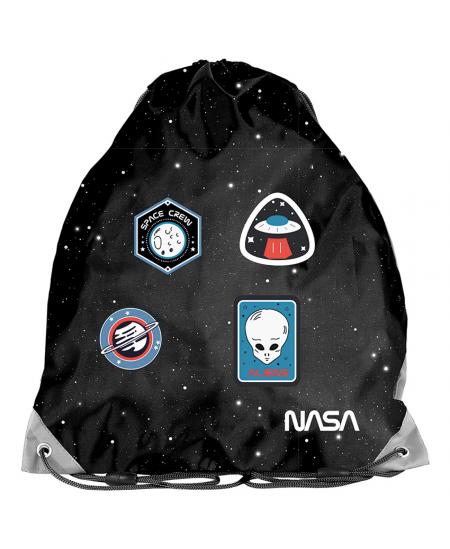 Maišelis sportinei aprangai PASO NASA