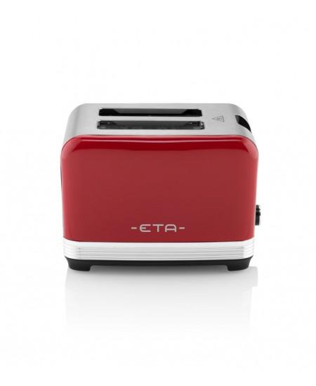ETA STORIO Toaster ETA916690030 Red, Stainless steel, 930 W, Number of power levels 7,