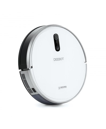 Ecovacs Vacuum cleaner DEEBOT 710 Warranty 24 month(s), Battery warranty 24 month(s), Robot, White, 20 W, 0.52 L, 65 dB, Cordles