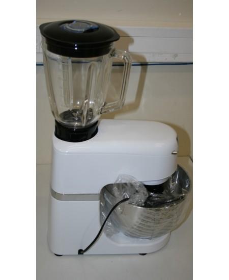 SALE OUT. Tristar MX-4198 Kitchen machine, Power 700 W, Bowl 4.5 L, Glass jug, Silver Tristar Kitchen machine MX-4198 Silver, 70