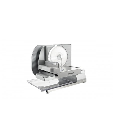 Gorenje Food Slicer R706A Stainless steel, 180 W, 17 mm