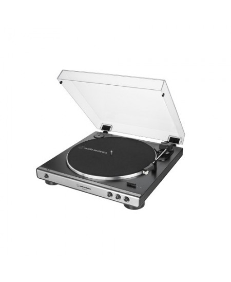 Audio Technica AT-LP60XUSBGM Fully Automatic Belt-Drive Stereo Turntable, USB port