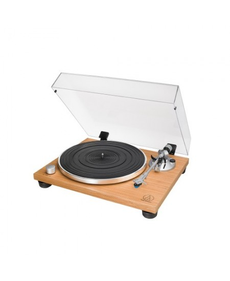 Audio Technica Turntable AT-LPW30TK Belt-drive