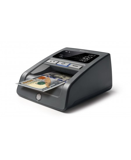 SAFESCA Money Checking Machine 185S Black, Suitable for Banknotes, Value counting, EUR, USD, CAD, MXN, GBP, CHF, CNY, HKD