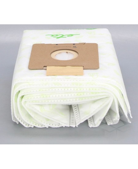 ETA Vacuum cleaner bags  Hygienic ETA960068010 Suitable for all ETA, Gallet bagged vacuum cleaners and others (the list attached
