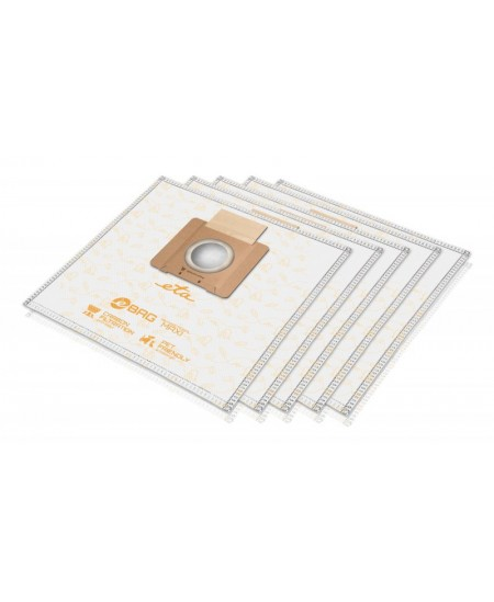 ETA Vacuum cleaner bags Antibacterial Maxi ETA960068021 Suitable for ETA151190000, ETA051190000