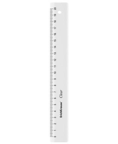 Liniuotė ERICH KRAUSE, 20 cm