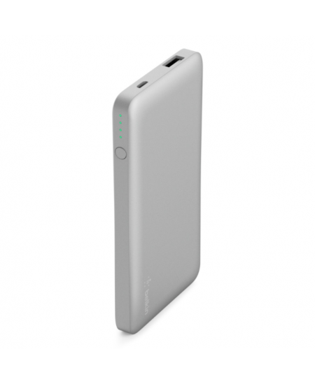 Belkin Pocket Power F7U019btSLV 5000 mAh, Silver