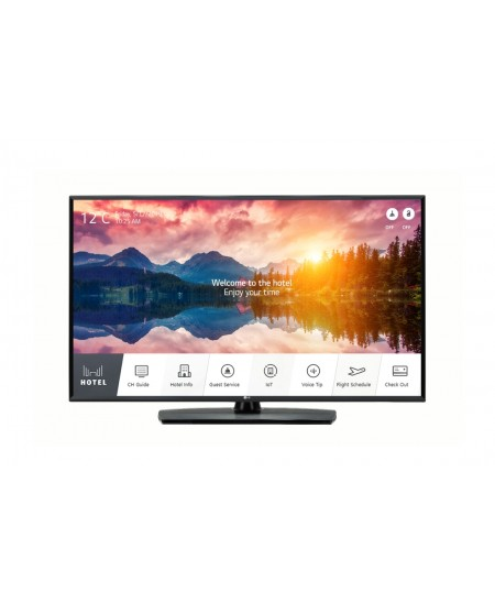 """LG 49UT661H 49 """", 400 cd/m², Landscape, webOS 4.0, 178 °, 178 °, 3840 x 2160 pixels, 400 cd/m²"""