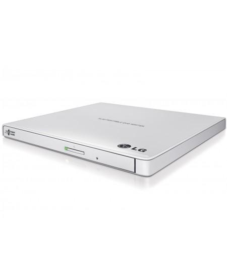 H.L Data Storage Ultra Slim Portable DVD-Writer GP57EW40 Interface USB 2.0, DVD±R/RW, CD read speed 24 x, CD write speed 24 x,