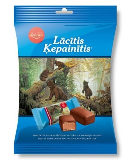 Saldainiai LAIMA Lacitis Kepainitis, 150 g