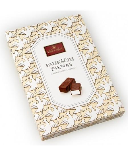 Saldainiai dėžutėje PERGALĖ PAUKŠČIŲ PIENAS, 160 g
