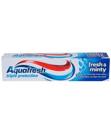 Dantų pasta AQUAFRESH Fresh´N´Minty, 50 ml