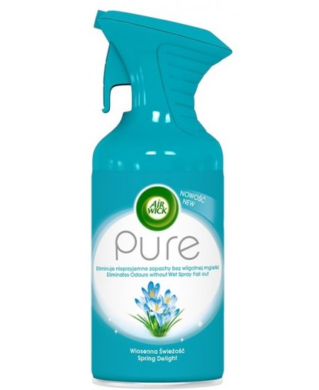 Oro gaiviklis AIR WICK Pure Spring Delight, 250 ml