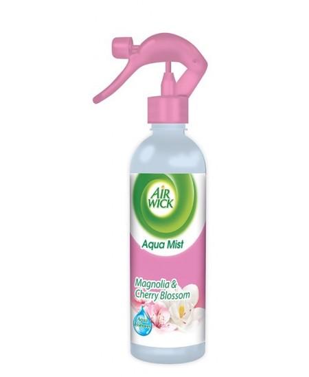 Oro gaiviklis AIR WICK Aqua Mist Magnolia/Cherry Blossom, 345 ml