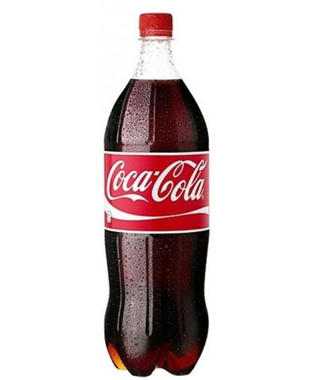 Gazuotas gaivusis gėrimas COCA COLA, 2 l, PET D