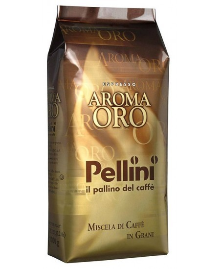 Kavos pupelės PELLINI Aroma Oro Gusto Intenso, 1 kg