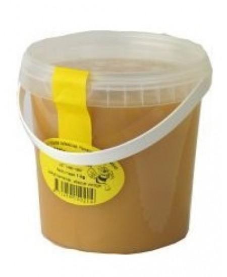 Natūralus medus, kibirėlyje, 1 kg.