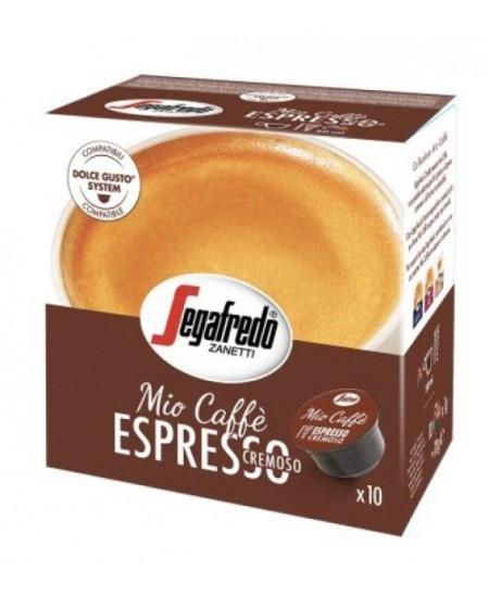 Kavos kapsulės SEGAFREDO Espresso, 10 vnt