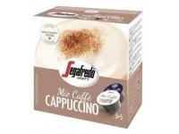 Kavos kapsulės SEGAFREDO Cappuccino, 10 vnt