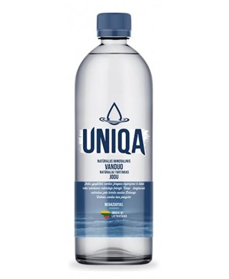 Mineralinis vanduo UNIQA, negazuotas, 0,5l