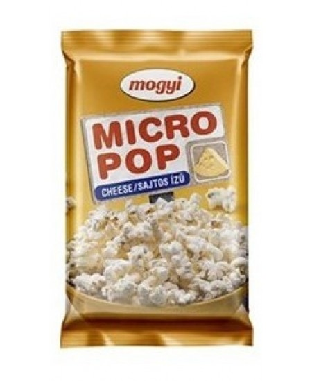 Kukurūzai spraginimui MOGYI, sūrio skonio, 100 g