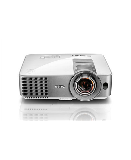 Benq Business Series MS630ST SVGA (800x600), 3200 lumens ANSI lumens, 13000:1, Silver, White, Projector
