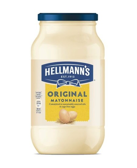 Majonezas HELLMANN´S Originalus, 74%, 420 ml