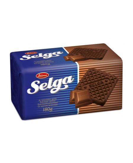 Sausainiai SELGA Chocolate, 180 g