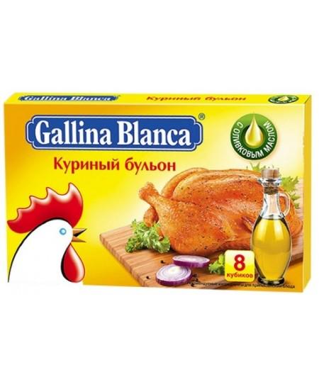 Vištienos sultinys GALLINA BLANCA, 8 vnt.