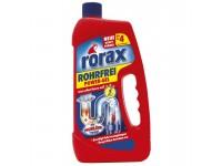 Nutekamųjų vamzdžių valiklis RORAX, 1000 ml