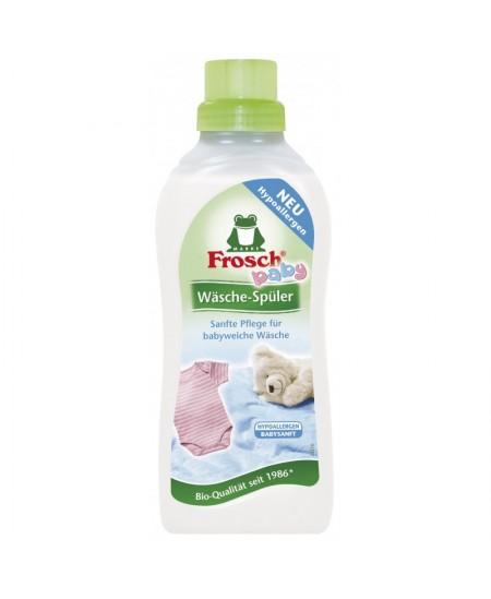 Kūdikių skalbinių skalavimo priemonė FROSCH, 750 ml