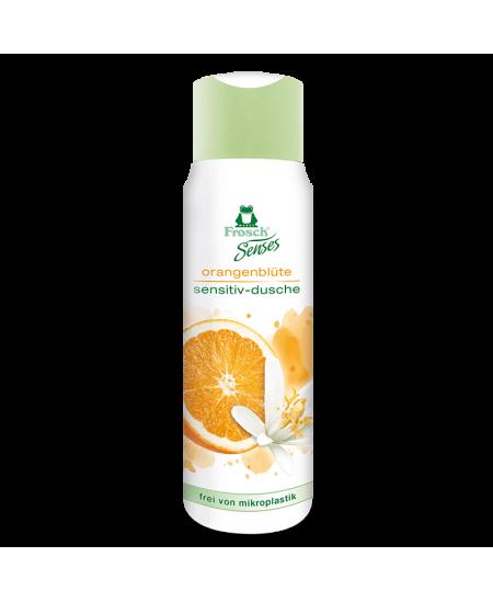 Dušo želė jautriai odai su apelsinų ekstraktu FROSCH, 300 ml