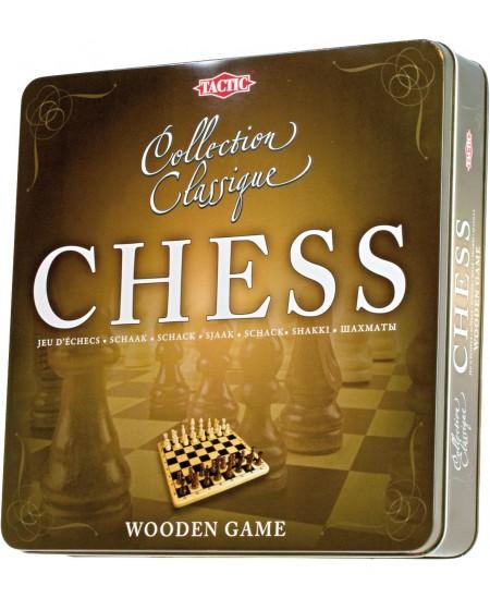 """Stalo žaidimas Tactic """"Šachmatai"""""""