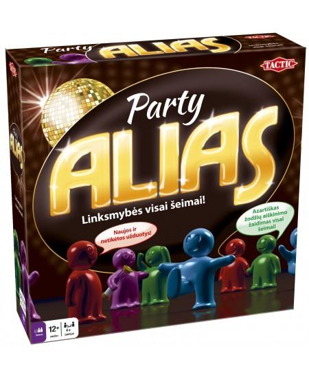 """Stalo žaidimas Tactic """"Vakarėlių Alias"""""""