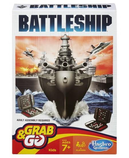 """Kelioninis žaidimas HASBRO """"Laivų mūšis"""""""