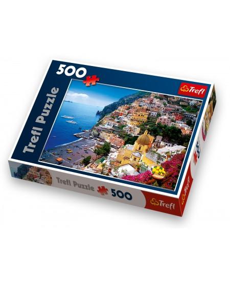 """Dėlionė TREFL """"Italija"""", 500 dalių"""